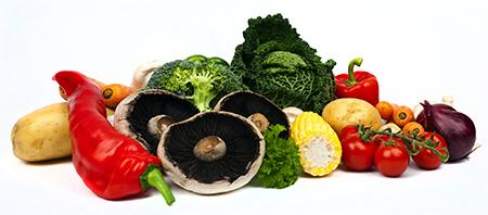 Gemüse hilft beim Abnehmen und enthält wichtige Mineralstoffe und Vitamine