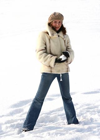 Fettige Haut ist vor Umwelteinflüssen wie Kälte besser geschützt als trockene Haut